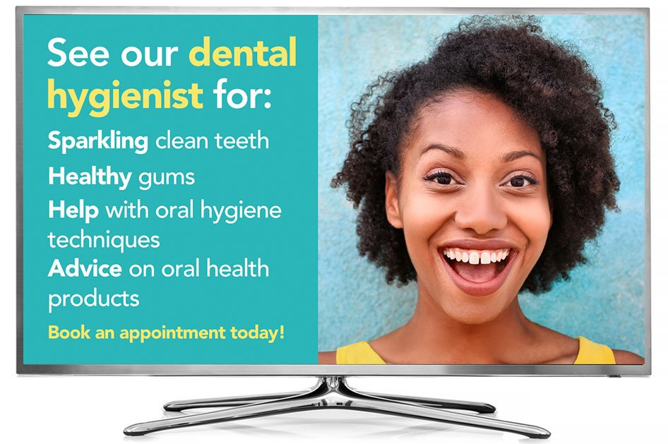 The benefits of waiting room TV in dental practices