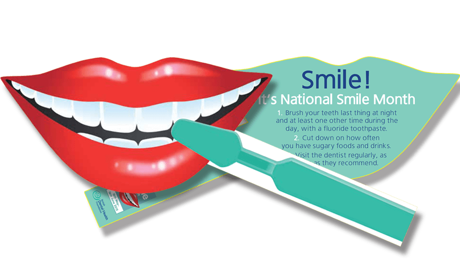 It's National Smile Month – what's your practice doing?